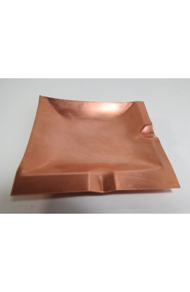 Ashtray 4 7/16 X 4 7/16 inch - ( Pack of 1 ) Copper Ref: P49