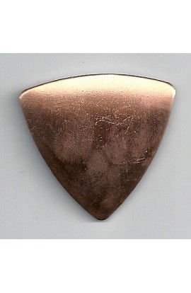 Shells, domed 1 1/2 X 1 1/2 inch - ( Pack of 10 ) Copper Ref: 409