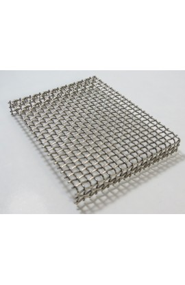 Grill for baking, stainless steel 5 X 6 1/2 X 3/4 inch - ( Pack of 1 ) Ref: 423