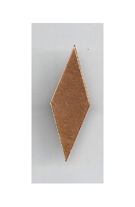 Diamond 7/16 X 1 1/8 inch - ( Pack of 10 ) Copper Ref: 604