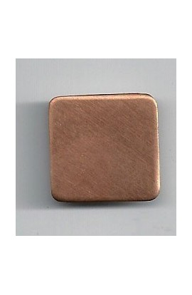Square 3/4 X 3/4 inch - ( Pack of 10 ) Copper Ref: 765