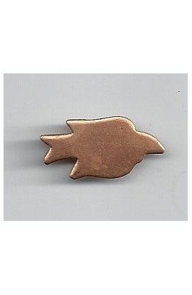 Sprarrow 7/8 X 7/16 inch - ( Pack of 10 ) Copper Ref: 849