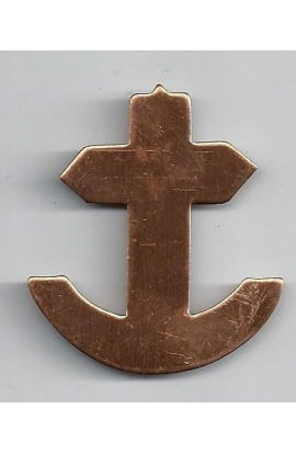 Anchor 2 X 1 3/4 inch - ( Pack of 5 ) Copper Ref: 858