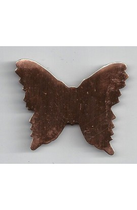 Butterfly 2 X 1 5/8 inch - ( Pack of 5 ) Copper Ref: 888