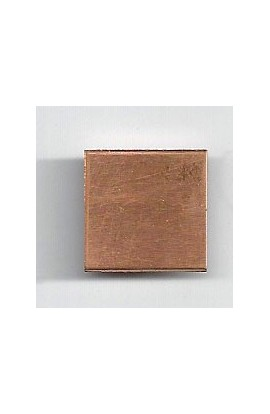 Square 5/8 X 5/8 inch - ( Pack of 10 ) Copper Ref: 200