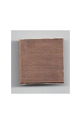 Square 3/4 X 3/4 inch - ( Pack of 10 ) Copper Ref: 201