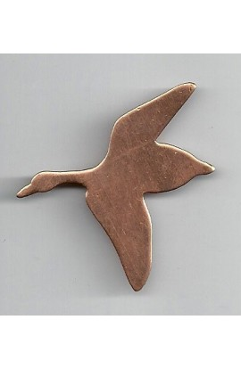 Duck 1 5/8 X 1 3/4 inch - ( Pack of 5 ) Copper Ref: 939