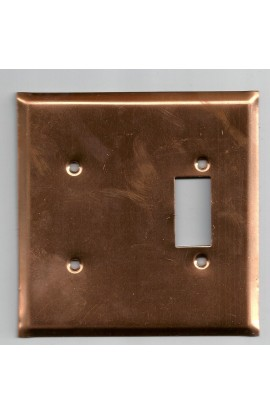 Electric plate, razor plug 4 7/16 X 4 7/16 inch - ( Pack of 1 ) Copper Ref: 951