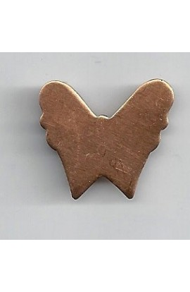 Butterfly 1 X 7/8 inch - ( Pack of 10 ) Copper Ref: 959