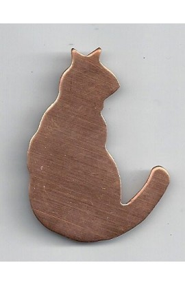 Cat 1 7/16 X 1 15/16 inch - ( Pack of 10 ) Copper Ref: 965