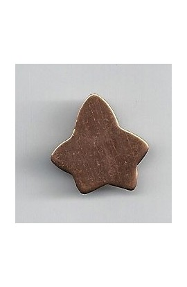 Sea star 3/4 X 3/4 inch - ( Pack of 10 ) Copper Ref: 970