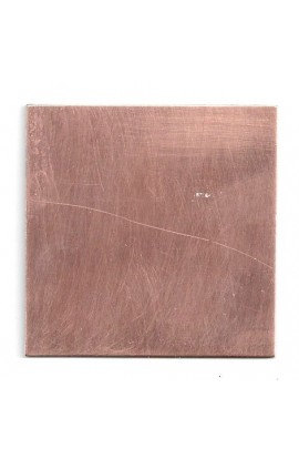 Square 2 X 2 inch - ( Pack of 5 ) Copper Ref: 207
