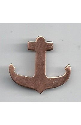 Anchor 1 1/4 X 1 3/16 inch - ( Pack of 10 ) Copper Ref: 996