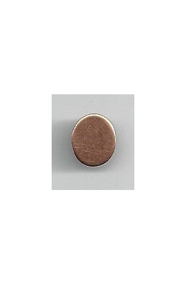 Oval 5/16 X 3/8 inch - ( Pack of 10 ) Copper Ref: 1005