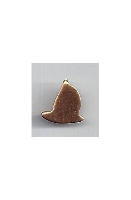 Hat 7/16 X 1/2 inch - ( Pack of 10 ) Copper Ref: 1030