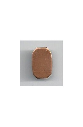 Octagon 5/16 X 1/2 inch - ( Pack of 10 ) Copper Ref: 1035