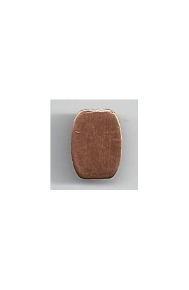 Rectangle 3/8 X 1/2 inch - ( Pack of 10 ) Copper Ref: 1040