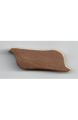 Parchement 1 7/16 X 1/2 inch - ( Pack of 10 ) Copper Ref: 1080