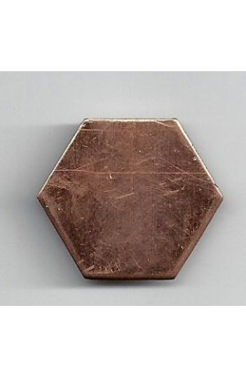 Diamond 1 1/8 X 15/16 inch - ( Pack of 10 ) Copper Ref: 1093