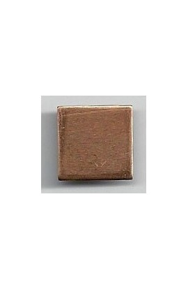 Square 9/16 X 9/16 inch - ( Pack of 10 ) Copper Ref: 1206