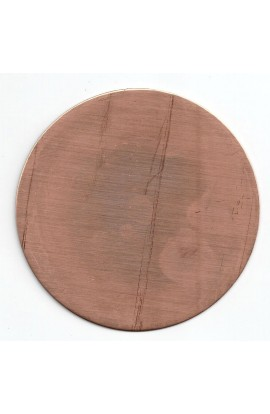 Disc Ø 4 inch - ( Pack of 1 ) Copper Ref: 1223