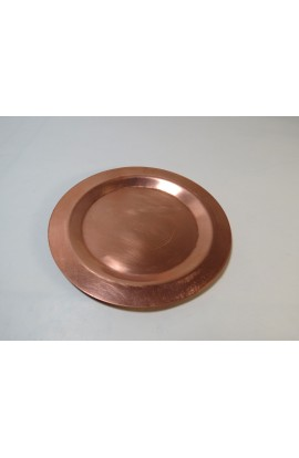 Coaster ( bottle of wine ) 4 3/4 X 4 3/4 inch - ( Pack of 1 ) Copper Ref: 1233
