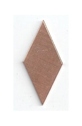 Diamond 5/8 X 1 3/8 inch - ( Pack of 10 ) Copper Ref: 1249