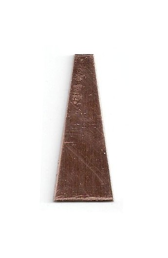 Polygon 5/8 X 1 1/2 inch - ( Pack of 10 ) Copper Ref: 1251