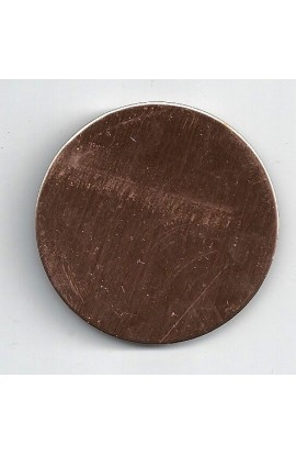 Disc Ø 2 inch - ( Pack of 5 ) Copper Ref: 311