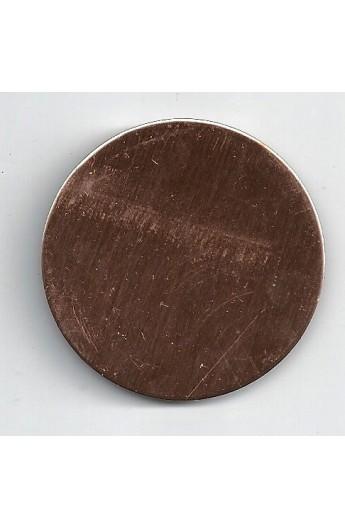 Disc Ø 2 inch - ( Pack of 5 ) Copper Ref: 311