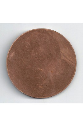 Disc Ø 2 1/2 inch - ( Pack of 3 ) Copper Ref: 312